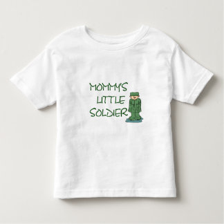 Mommys little soldier shirts