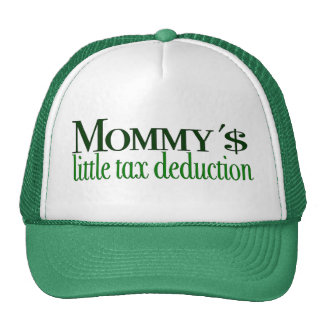 Mommy's little tax deduction cap