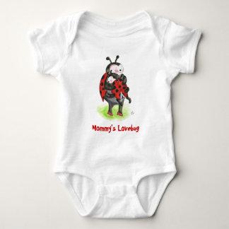 Mommy's Lovebug Baby Bodysuit