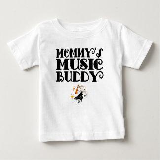 Mommy's Music Buddy Tshirts