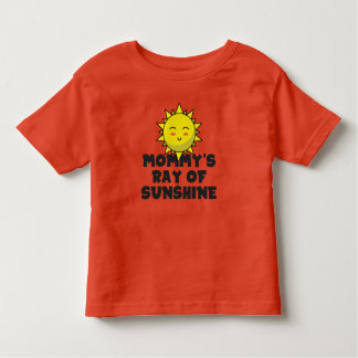 Mommy's Ray of Sunshine Toddler T-Shirt