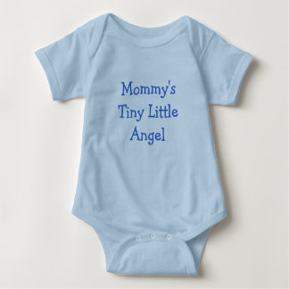 Mommy's Tiny Little Angel Baby Bodysuit
