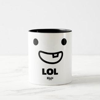 Momo Room LOL Mug