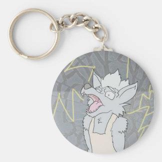 Momochi In Shock Key Ring