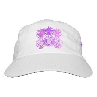 Momona Distressed Pineapple Hawaiian Tropical Hat