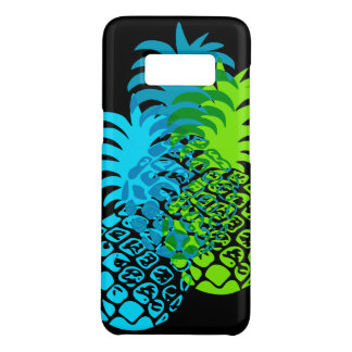 Momona Pineapple Hawaiian Tropical Teal Case-Mate Samsung Galaxy S8 Case