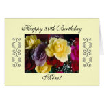 Mom's 80th birthday greeting cards