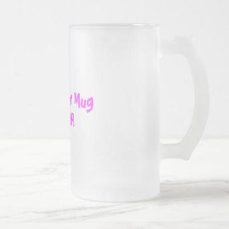 Mom's beer mug