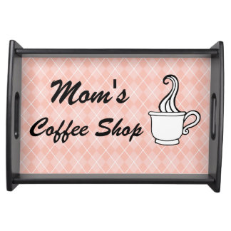 Mom's Coffee Shop Mother's Day Snack Tray Gift