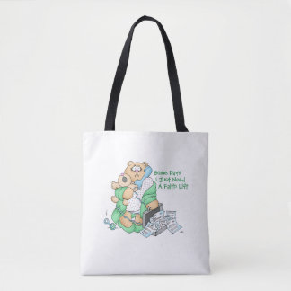 Mom's Faith Lift Tote Bag