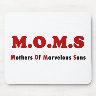 Moms Full Mouse Pad