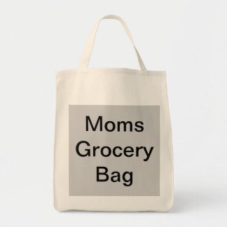 Mom's Grocery Bag