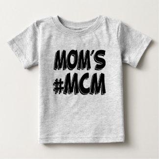 Mom's MCM funny baby boy Baby T-Shirt