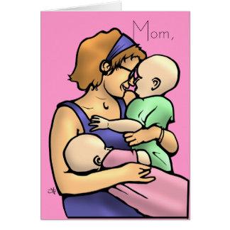 Moms, Mom, Card