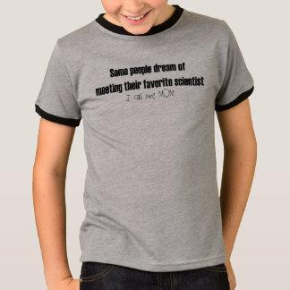 Moms my favorite Scientist T-Shirt