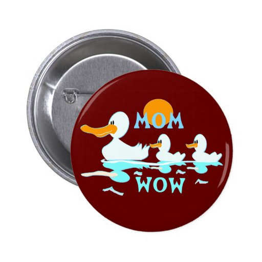 Mom's Reflection Pins