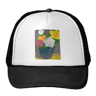 Mom's Roses Hats