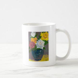 Mom's Roses Coffee Mugs
