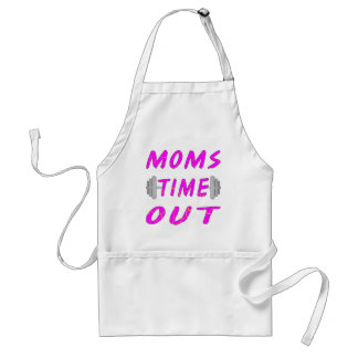 Moms Time Out Barbell Standard Apron