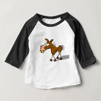 Mon Petit Ane Baby T-Shirt