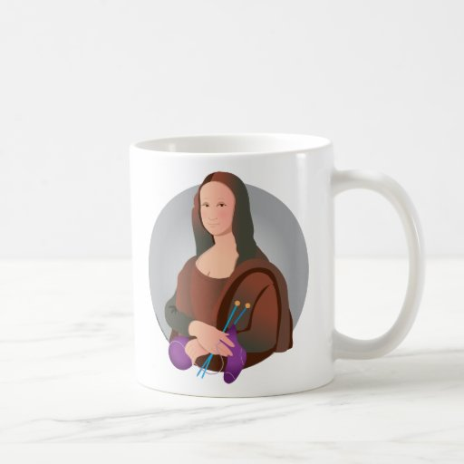Mona Knits Coffee Mugs