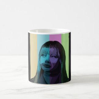 Mona lalisa 3 coffee mug