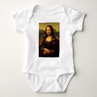Mona Lisa Baby Bodysuit