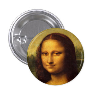 Mona Lisa Buttons
