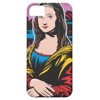 Mona Lisa Barely There iPhone 5 Case