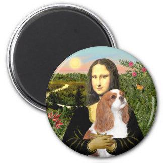 Mona Lisa - Blenheim Cavalier (F) Magnet