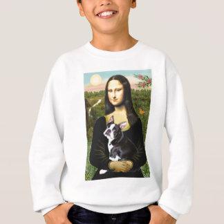 Mona Lisa - Boston T #4 Sweatshirt