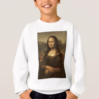 Mona Lisa by Leonardo da Vinci circa 1505-1513 Sweatshirt