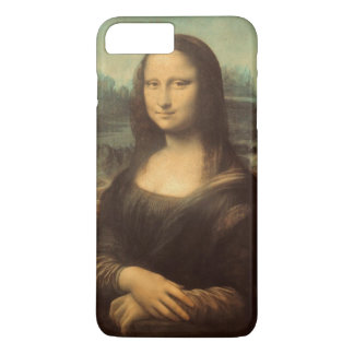 Mona Lisa by Leonardo da Vinci iPhone 8 Plus/7 Plus Case