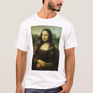 Mona Lisa by Leonardo da Vinci, Renaissance Art T-Shirt