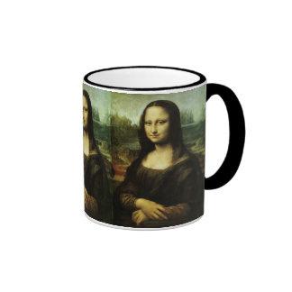 Mona Lisa by Leonardo da Vinci Vintage Renaissance Mug
