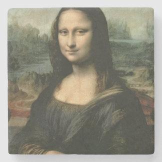 Mona Lisa, c.1503-6 (oil on panel) Stone Coaster