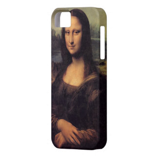 Mona Lisa Case For The iPhone 5