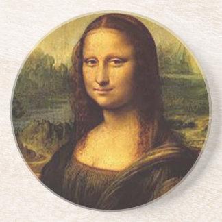 Mona Lisa Coaster