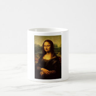 Mona Lisa Coffee Mug