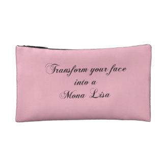 Mona Lisa Cosmetic Bag
