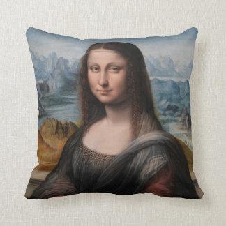 Mona Lisa Cushion
