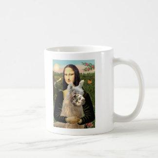 Mona Lisa & Her Llama Coffee Mug