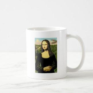 Mona Lisa - insert a pet (#2) Coffee Mug