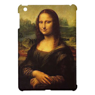 Mona Lisa iPad Mini Cases
