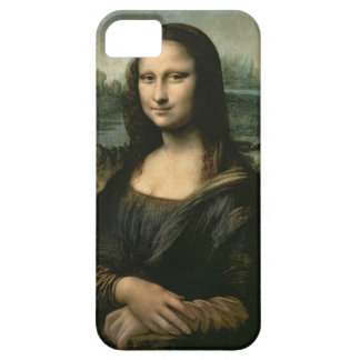 Mona Lisa iPhone 5 Cases