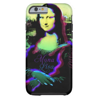 Mona Lisa iPhone 6 Pop Art Tough Case