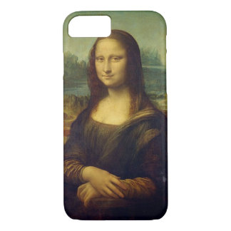 Mona Lisa iPhone 7 cover