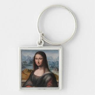 Mona Lisa Key Ring