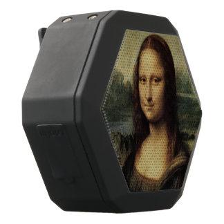 Mona Lisa La Gioconda by Leonardo da Vinci Black Boombot Rex Bluetooth Speaker