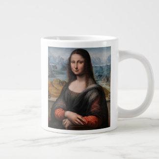 Mona Lisa Large Coffee Mug